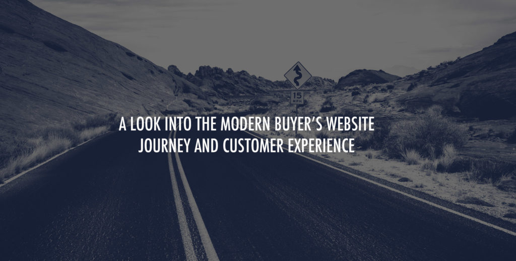 The Modern Buyers Website Journey