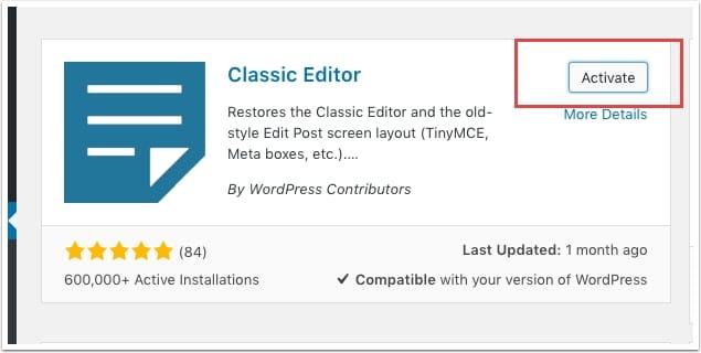 activate-classic-editor-plugin
